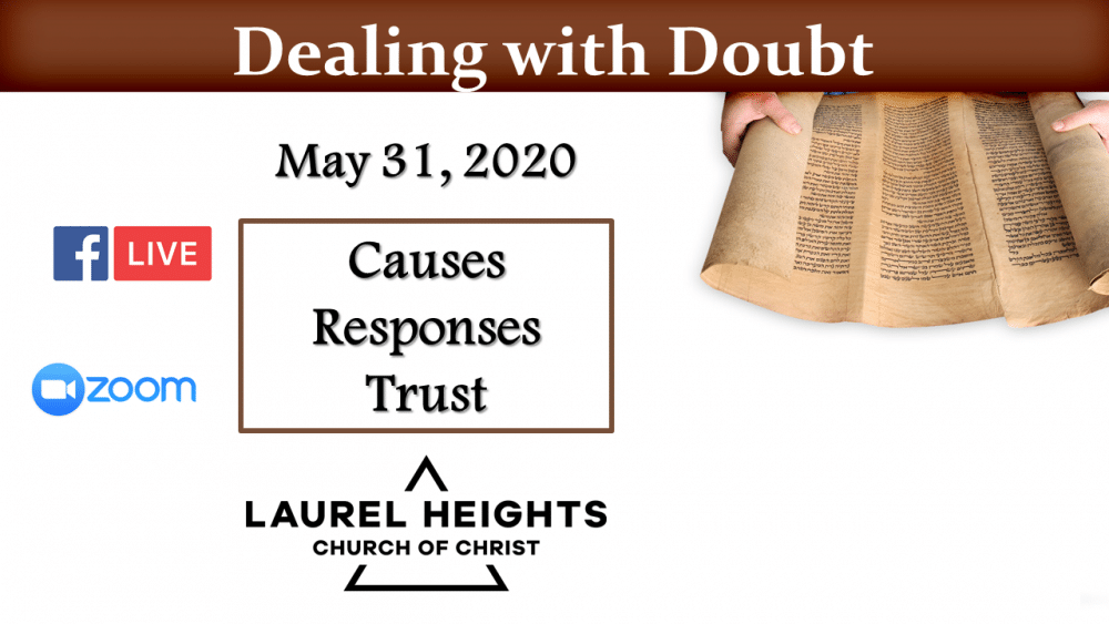Dealing with Doubt Image