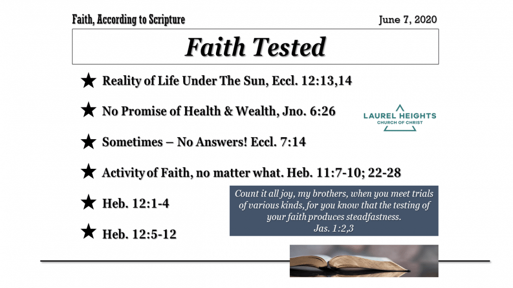 Faith Tested Image