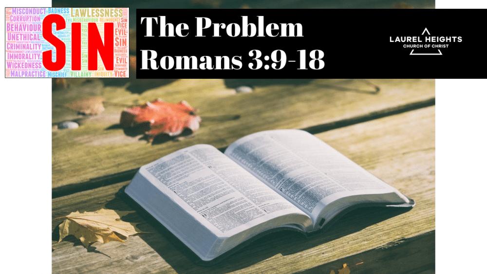 Problem Solution Rom,ans 3