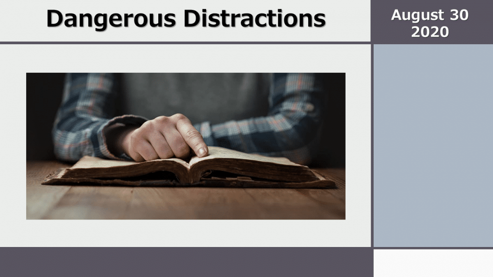 Dangerous Distractions Image