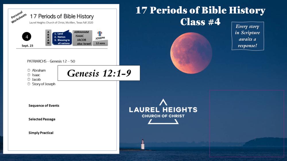 17 Periods Class 4 Sept. 23 Image