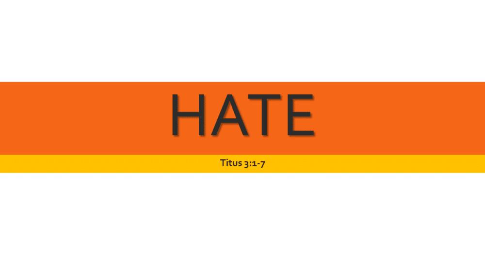 Hatred Image