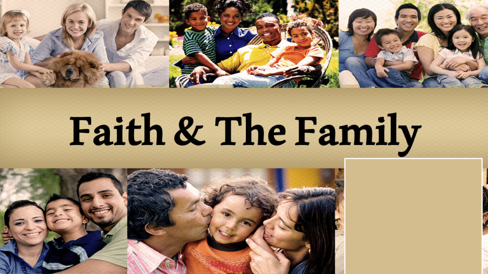 Faith and Family (am) Image