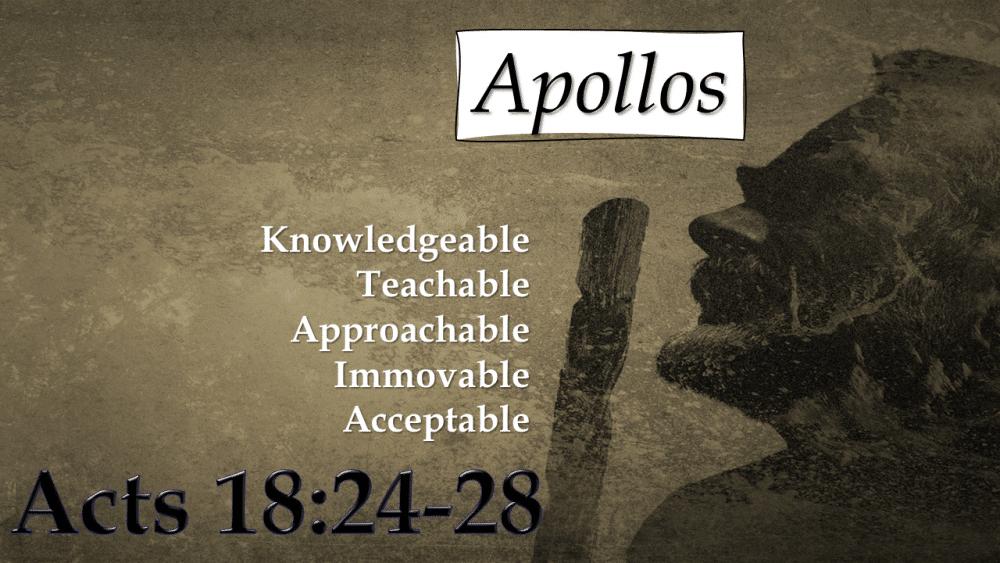 Apollos Image