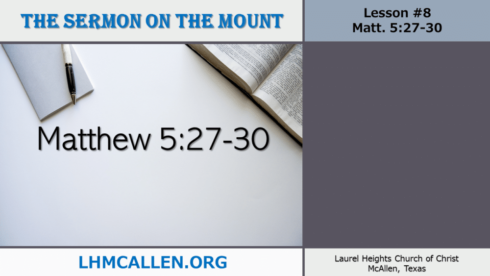 Sermon on the Mount June 2 Image
