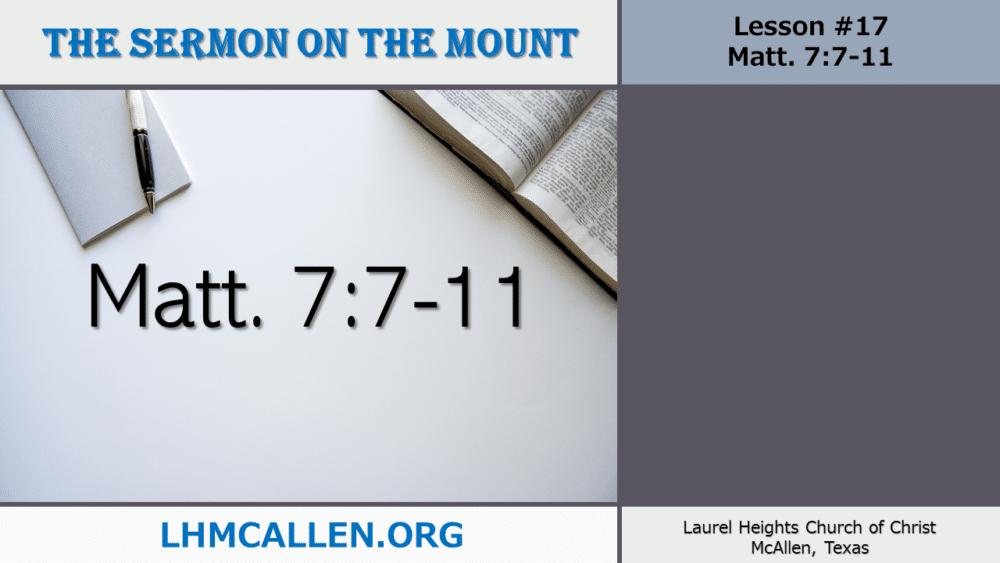 Sermon on the Mount July 4 Image